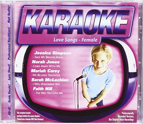 Karaoke: Love Songs - Female (Away Karaoke Music)