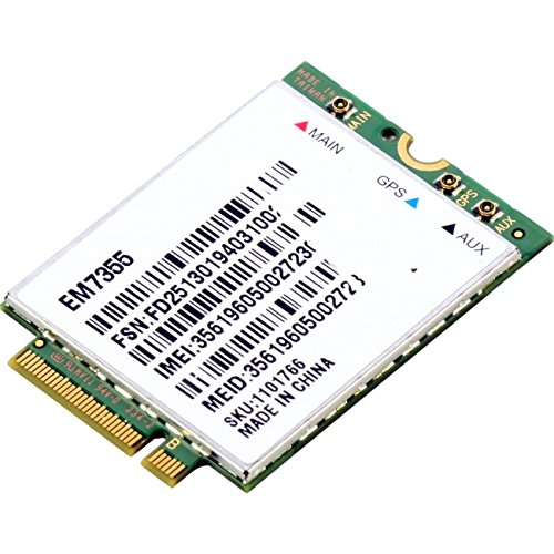 Lenovo Mobile Modem - Lenovo ThinkPad GOBI 5000 Mobile Broadband - Verizon