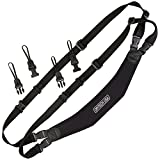 OP/TECH USA Utility Sling Duo - Shoulder Sling for Two Cameras