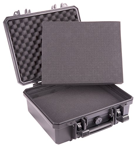 REED Instruments R8890 Deluxe Hard Carrying Case, 15.7'' x 12.6'' x 6.7'' by REED Instruments (Image #1)