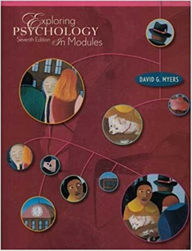Test bank for exploring social psychology 7th edition by myers.