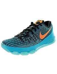 Nike Men's KD 8 Bl Lgn/Brght Ctrs/Blk/Td Pl Bl Basketball Shoe 12 Men US