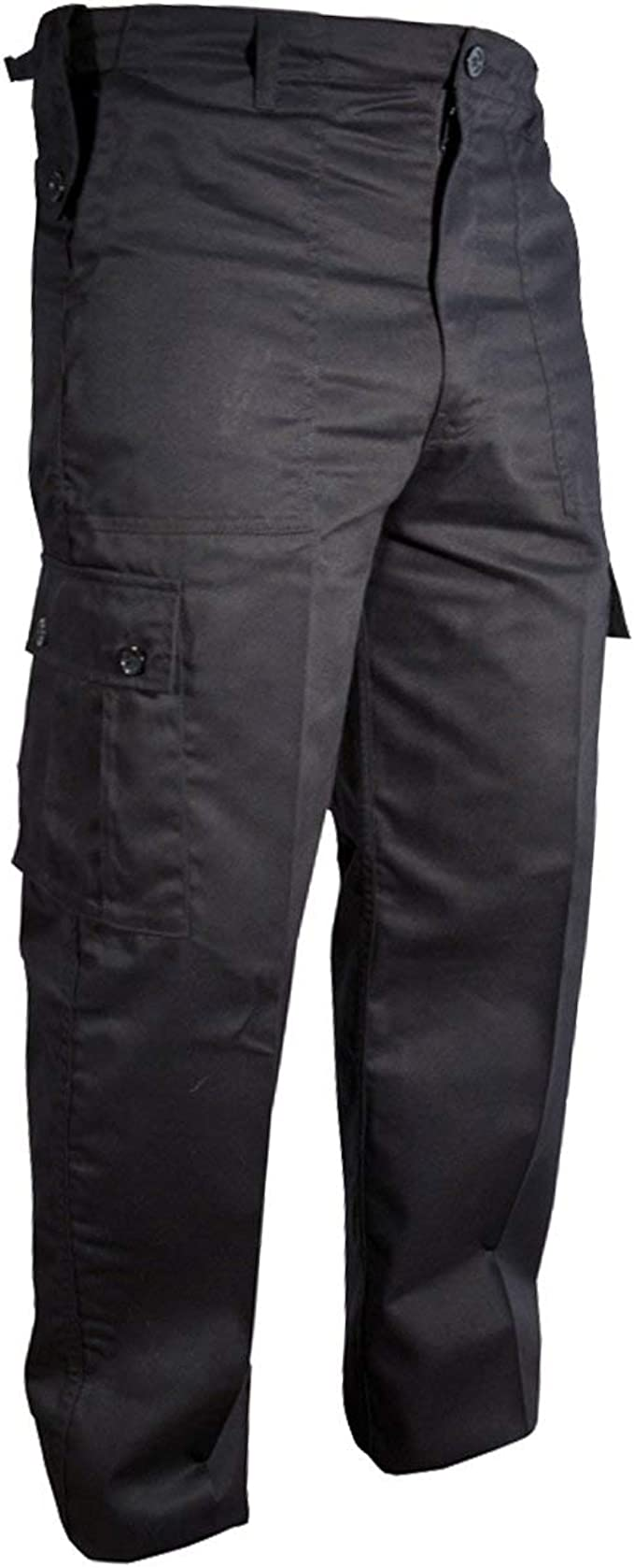 New 6 Pockets Workwear Pant Cargo Combat Outdoor Carpenter Builder Cargo Trouser