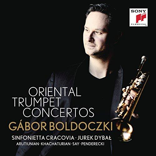 Oriental Trumpet - 1