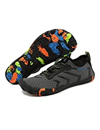 BlanKey Water Sports Shoes Men Women Quick Dry Beach Swim Barefoot Skin Aqua Socks