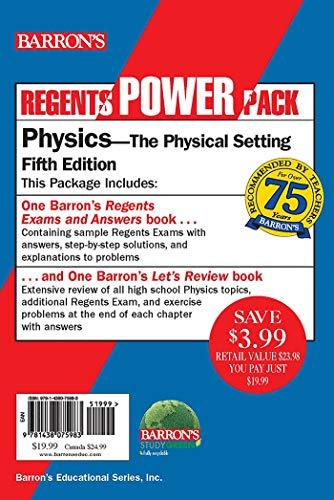 Physics Power Pack (Regents Power Packs)