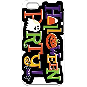 Halloween Colorful Art Letter 3D Case Hard Plastic for Iphone 5C