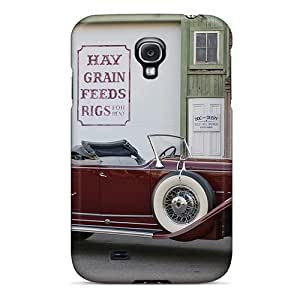 Sanp On Case Cover Protector For Galaxy S4 (cadillac Roadster)