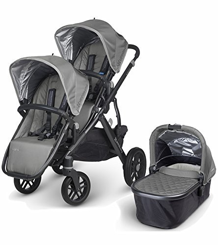 UPPAbaby Vista Double Stroller, Pascal by UPPABABY