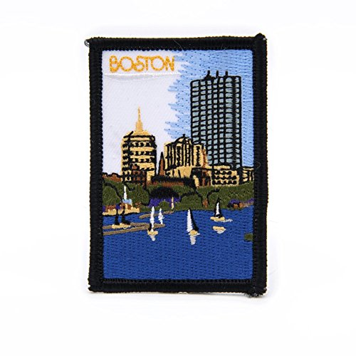 Boston Back Bay Patch (Best Of Boston Ltd)