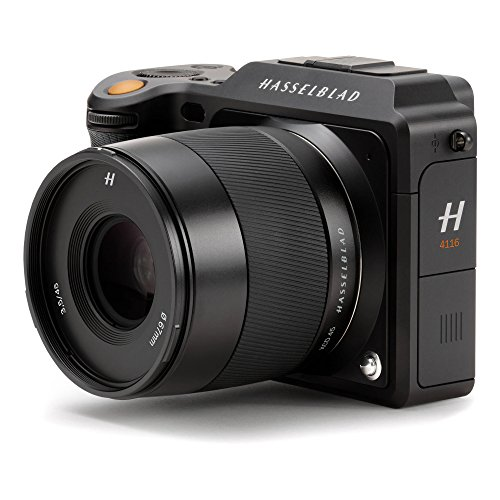 Hasselblad X1D-50c 4116 Edition, 45mm Lens Included, Black