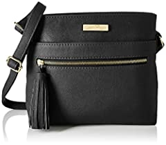 Looks fashionable spacious and carry all your essentials stylishly in this trendy sling bag from Lica Pezo durability will definitely grab attention of all the people. It's very comfortable and easy to use. Match with casuals- one of your fav...