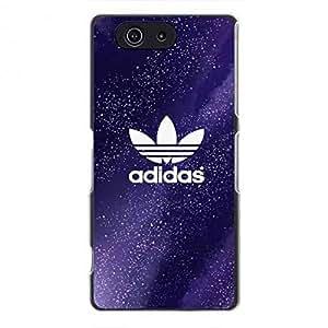 Adidas Design Sony Xperia Z3Mini Cover Hard Plastic Cover,For Sony Xperia Z3Mini Cover Adidas Phone Cover,Adidas Logo Phone Cover