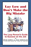 img - for Lay Low and Don't Make the Big Mistake book / textbook / text book