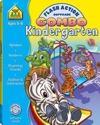 - Kindergarten Flash Action Software