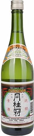 sake de Japón licor de arroz