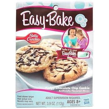 Amazon Com Fudgy Chocolate Chip Cookie Mixes Easy Bake
