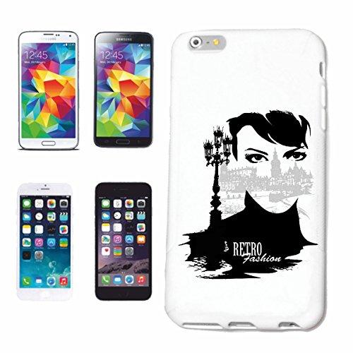 """cas de téléphone iPhone 6+ Plus """"MODE FASHION RETRO BEAUTY AMOUR PEOPLE NYC VÊTEMENTS FILLE NEW YORK MARIAGE ÉVÉNEMENT USA PARIS NAIL LUXE LIFESTYLE STREET CASUAL FASHION"""" Hard Case Cover Téléphone Co"""