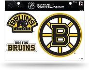 NHL Unisex-Adult NHL Team Magnet Set