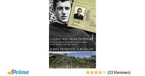 a long way from tipperary crossan john dominic