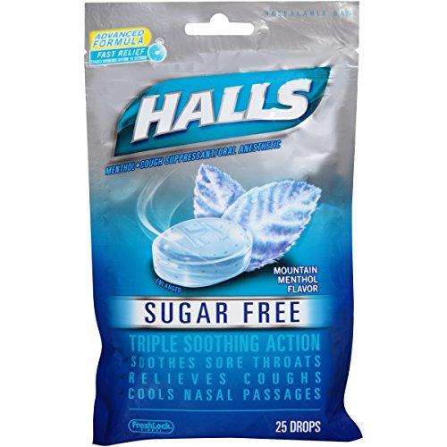 halls-sugar-free-cough-drops-mountain-menthol-25-drops-12-pack
