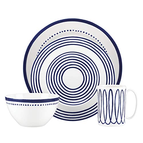 kate spade new york Charlotte Street West 4-piece Place Setting ()