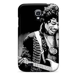 Perfect Hard Phone Case For Samsung Galaxy S4 With Provide Private Custom Attractive Red Hot Chili Peppers Series KaraPerron