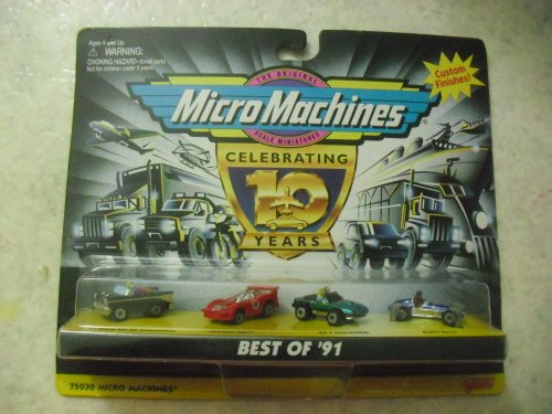 Micro Machines Best of '91 1996 Galoob Custom ()