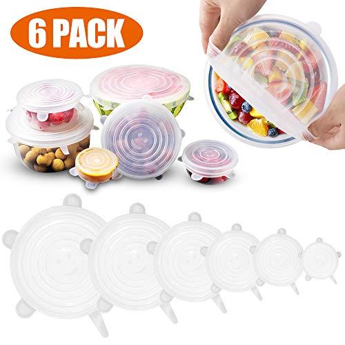 Silicone Stretch MOULEI BPA Free Dishwasher product image
