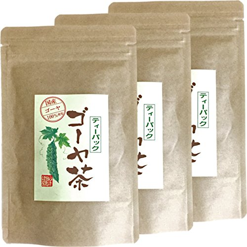 Price comparison product image Japanese Tea Shop Yamaneen Gohyah tea Made in Miyazaki-ken 1.5g x 20packs x 3packs