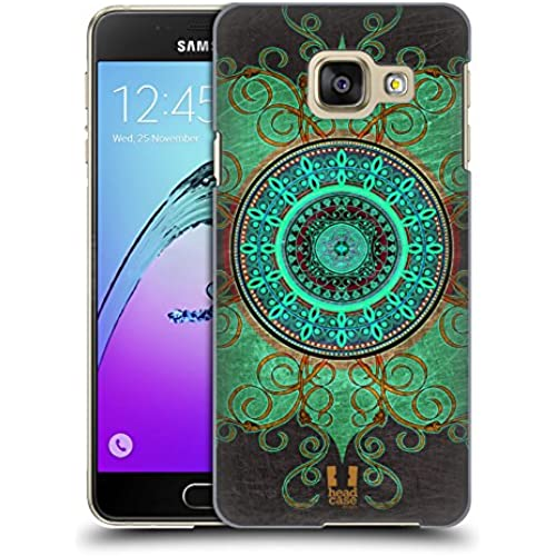 Head Case Designs Mandala Arabesque Pattern Hard Back Case for Samsung Galaxy S7 edge Sales