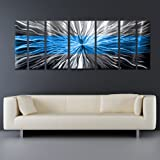 cosmic energy stones - Metal Wall Art Panels Modern Abstract Home Decor Large Sculpture