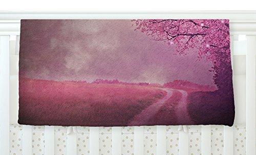 KESS InHouse Monika Strigel Song of the Springbird Fleece Baby Blanket 40 x 30 [並行輸入品]   B077Z37MT3
