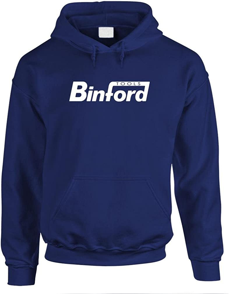Binford Tools - Home Improvement Funny - Pullover Hoodie