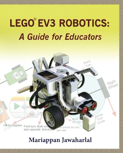 LEGO EV3 Robotics: A Guide for Educators (Following Directions Activities For Middle School Students)