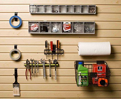 HandiWall Work Bench Accessory Kit by HandiSolutions
