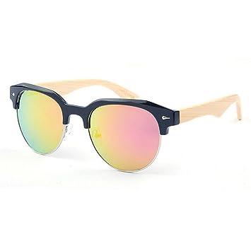 Gububi De múltiples Fines Gafas de Sol de bambú polarizadas ...