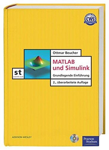 MATLAB und Simulink (Pearson Studium - Scientific Tools)