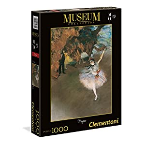Clementoni Letoile No Museum Collection Puzzle 1000 Pezzi 39379