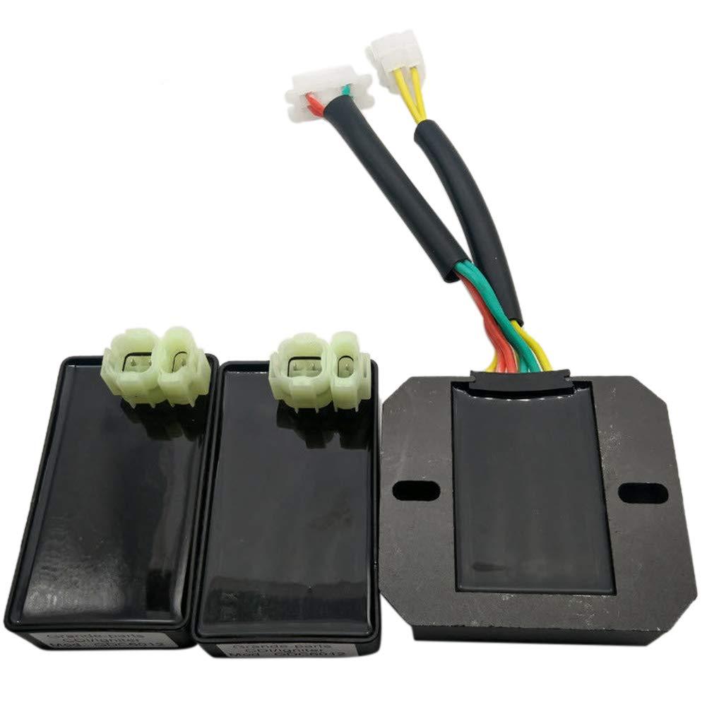 1989~1996 etc. 6SHINE Regulador de Voltaje rectificador para Honda XL600 V Transalp