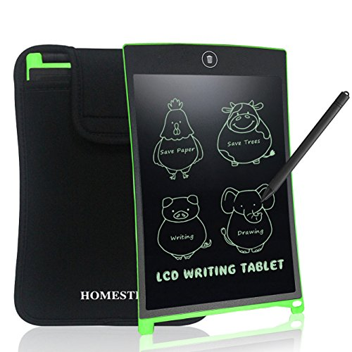 HOMESTEC 8.5 Inch LCD Writing Tablet