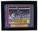 Odell Beckham Jr. Signed & Framed NY Giants The Catch 8x10 Photo JSA