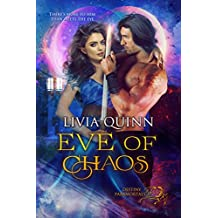Eve of Chaos: A paranormal romance saga (Destiny Paramortals Book 3)