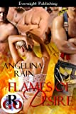 img - for Flames of Desire (Romance on the Go) book / textbook / text book