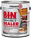 zinser sealer - Rust-Oleum 271460 Clear Zinsser 271461 B-I-N Advanced Synthetic Shellac Sealer, 1 gal Can (Pack of 2)