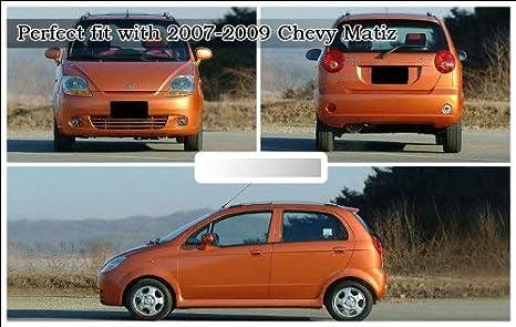 General Motors Chevrolet 96601862 Brazo del limpiaparabrisas Trasero 1pc 1Set para 2007 2008 2009 Chevy Spark Beat Matiz: Amazon.es: Coche y moto