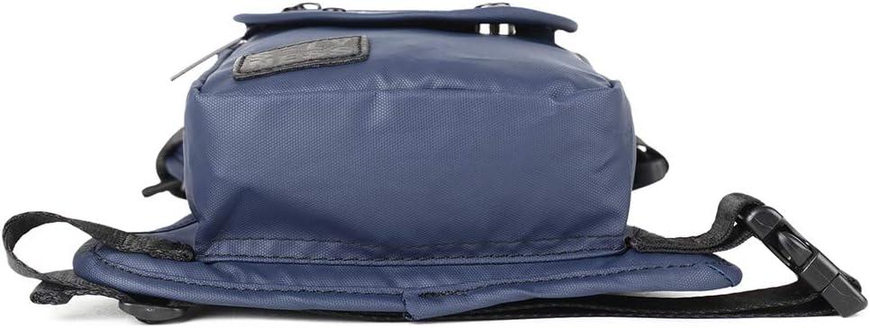 Waterproof Oxford Waist Pack Bag for Men Women Fanny Pack Leg Bag Drop Travel Motorcycle Chest Pouch Crossbody Bag