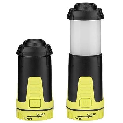 3 Modi Campinglampe LED Camping Laterne Tragbare Zeltlampe Outdoor