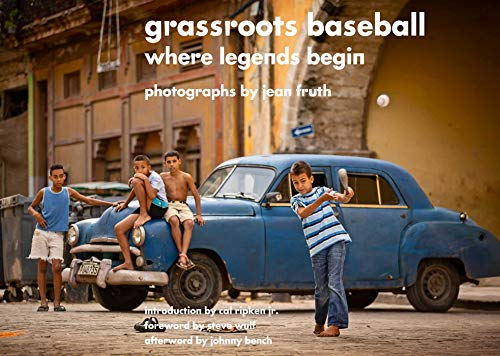 Grassroots Baseball: Where Legends Begin