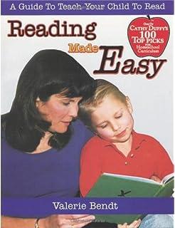 Amazon.com: Reading Made Easy (9781882514700): Valerie Bendt: Books